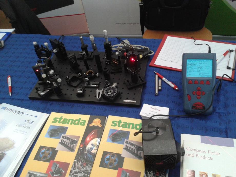 İTÜ - Optik Elektro-Optik ve Fotonik Kongresinin ardından  - Haberler - Mitra Laser