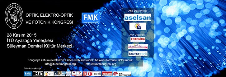 İTÜ-Optik Elektro-optik ve Fotonik Kongresi  - News - Mitra Laser